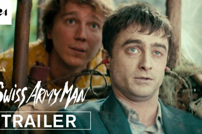 Harry Potter'ın  Yeni Filmi Swiss Army Man!