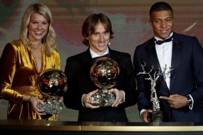 Ballon d'Or Luka Modric'in